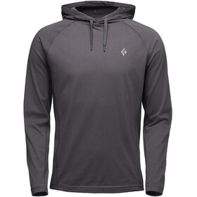 Black Diamond Crag Hoody Herr Carbon